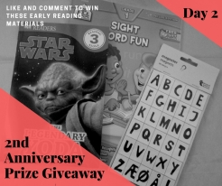 prize giveaway day 2