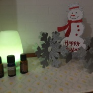 WInter oils in our diffuser