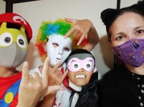 Halloween selfie!